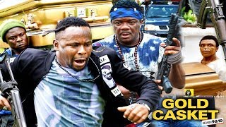 'New Movie' Gold Casket Season 9  - Zubby Micheal|2019 Latest Nigerian Nollywood Movie