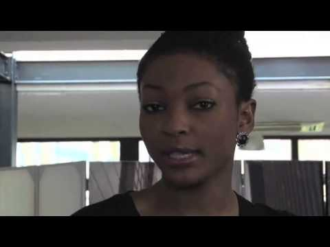 Présentation des candidates Miss Togo France 2013 by Junior
