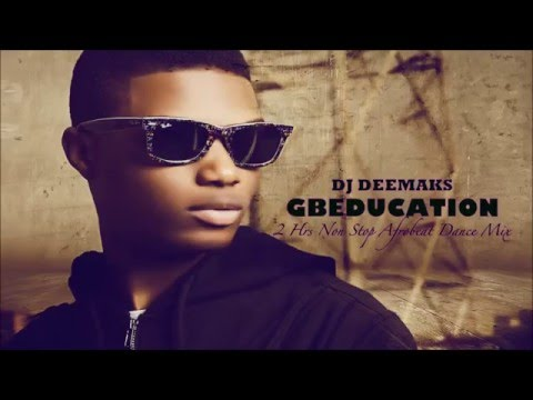 2 Hrs Afrobeat (naija) Mega Mix By Dj Deemaks video