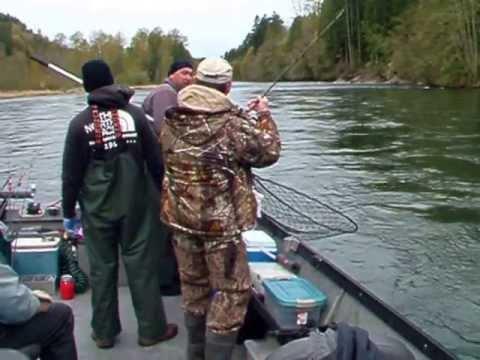 Kim Malcom - Cowlitz River Springer