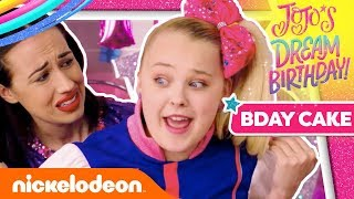 JoJo Siwa & Miranda Sings Make a Birthday Cake MESS! 🎂JoJo's Dream Birthday Special!