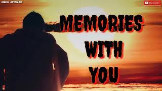 Download Lagu Populer Enak Didengar MEMORIES WITH YOU   - AOI