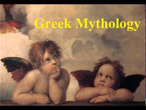 Greek Mythology (Wikipedia)