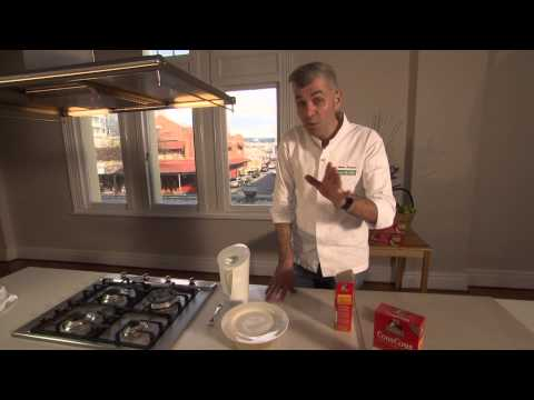 How To Cook CousCous featuring San Remo Brand Ambassador Adam Swanson