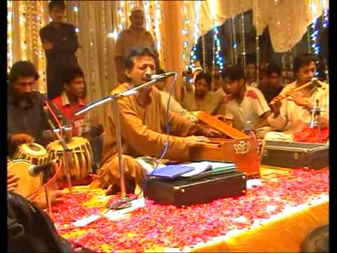 Sham-e-Qalandar - Allah Hu - Qawwali - Hasan Sadiq - Peshawar...
