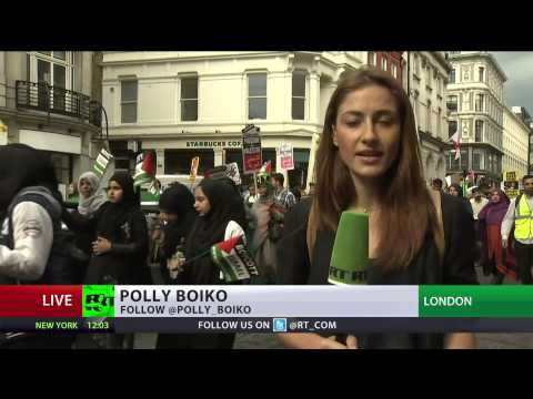 Quds Day: Muslims hold massive rallies throughout the world in support of Palestine