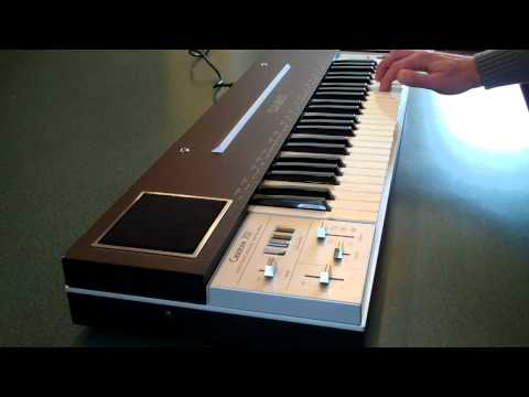 Casio Synthesizer - Casiotone 202
