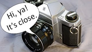 Pentax S1a (H1a) Video Manual, Video 1 of 2