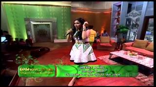 Merry Amril Live At Show Imah 01 10 2013 Courtesy Trans Tv