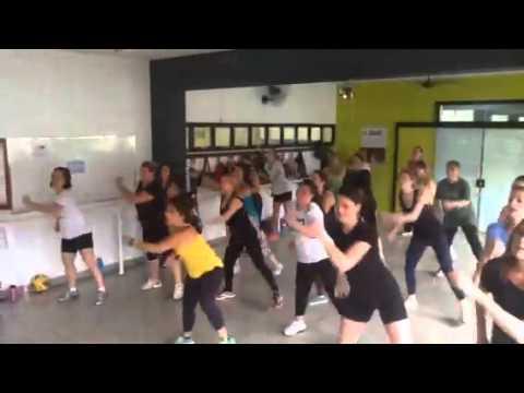 I Love ZUMBA r Fitness Center Marista