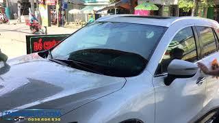 Giá vệ sinh nội thất rửa xe hơi ô tô giá rẻ tại hcm