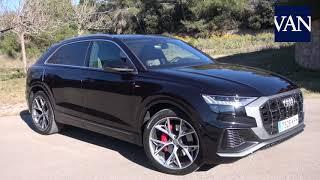 A Prueba: Audi Q8 50 TDI