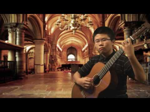 Air on a G Strings - Bach ( Classical Guitar )