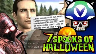 [Vinesauce] Joel - 7 Days Of Spooks: Deadly Premonition: The Director's Cut