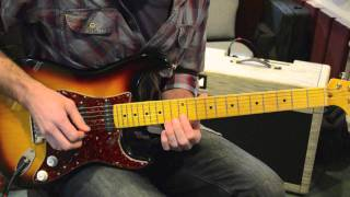 Always (Kristian Stanfill - Passion: Here For You) Electric Guitar Lesson