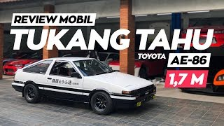Review Toyota AE-86 Initial-D Edition!