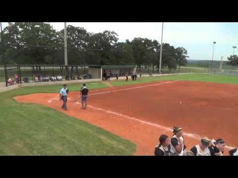 Henryetta high school softball vs Mounds