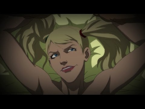 Sexy Scenes from Batman: Assault on Arkham - YouTube