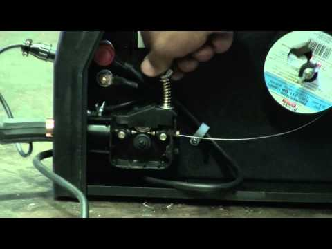 How to Set Up a MIG Welder for Flux Core Welding