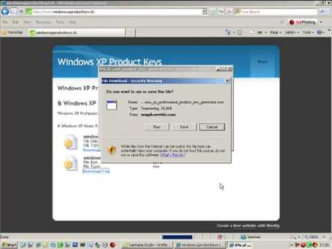 Winxp Cd Key. How to get windows xp product