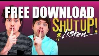 Smosh Shut Up and Listen Album FREE DOWNLOAD