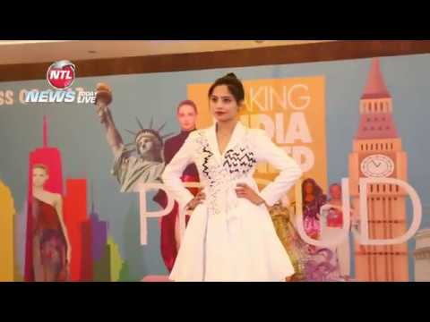 INIFD Fashion Show at Taj Hotel | Meet Race 3 Fashion Designer Ashley Rebello