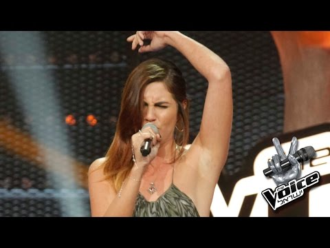 ישראל 3 The Voice - ג'סיקה כץ - I Follow River