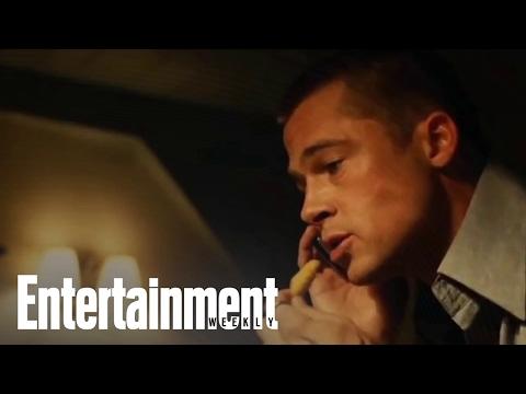 Brad Pitt: Hollywood's hungriest hunk?