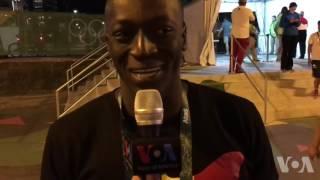 JO Rio 2016 | Abdoul Niane - Nageur sénégalais