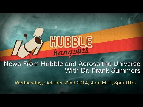 News From Hubble and Across the Universe - October 2014