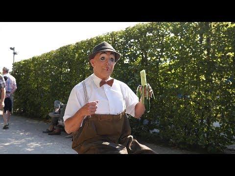Weisse Runde 205 Juli 2018 - Kleines Fest im Großen Garten 2018
