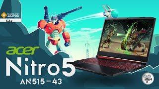 จอ 144Hz งบสองหมื่นต้น เล่นได้ทุกเกม : acer Nitro 5 AN515