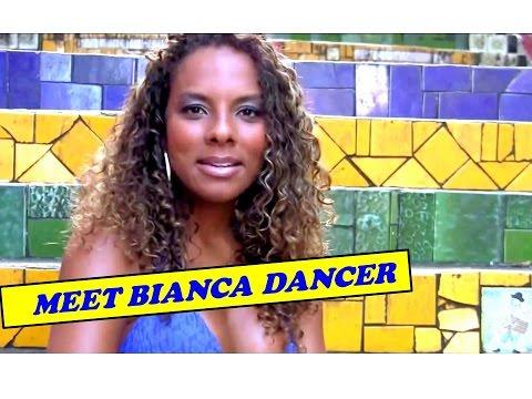 SAMBA DANCER DE JANEIRO: MEET SAMBA DANCING PROFESSIONAL BIANCA