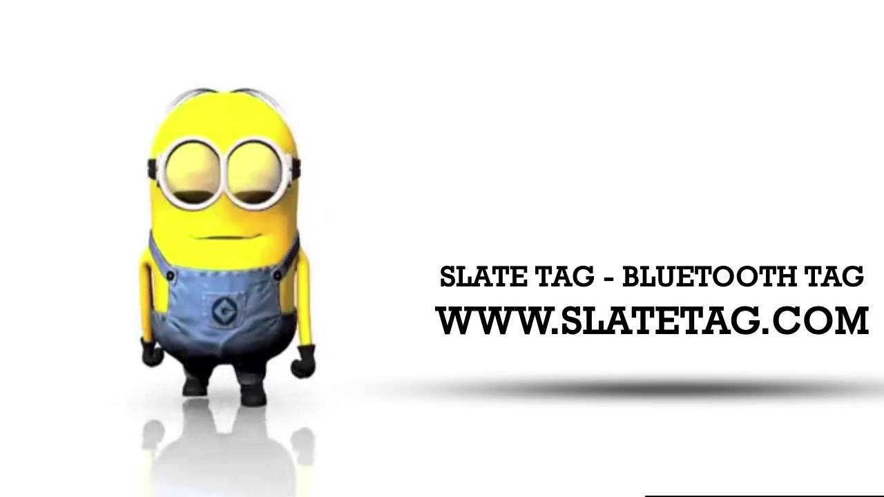 [Slate Tag - Bluetooth Tag] Video
