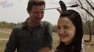 JEREMY RENNER is a PERFECT FAMILY MAN | HAWKEYE WEIRD FAMILY