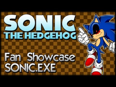 Sonic Fan Showcase : Sonic.exe