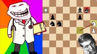 Chess960 Titled Arena ft. Magnus Carlsen as DrNykterstein