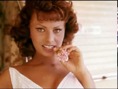 Sophia Loren - Bing! Bang! Bong! video