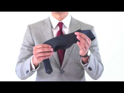 The Tie Bar Faux Grenadine Tie Review