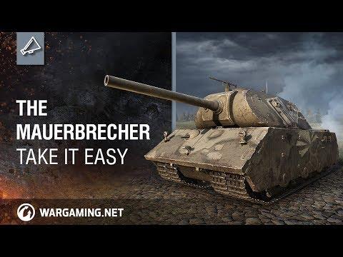 PC: The Mauerbrecher. Take it easy.