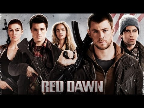 Red Dawn Movie Review