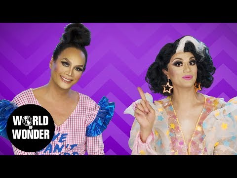 FASHION PHOTO RUVIEW: Drag Race Thailand with Raja and Manila Luzon