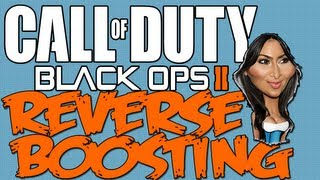 Black Ops 2: Reverse Boosting and Trophy System Glitch  - #GrownManGaming (PS3/XBOX/PC)