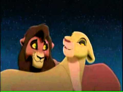 kovu & kiara, at last love
