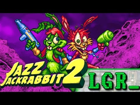 LGR - Jazz Jackrabbit 2 - PC Game Review