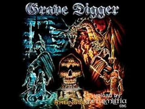 Grave Digger - Maidens Of War