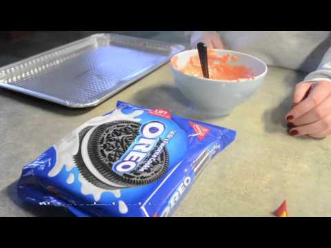 How to make a Syracuse basketball-themed cookie snack