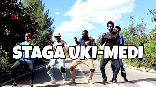 ETHIC ENTERTAINMENT - STAGA NIKI MEDI (OFFICIAL DANCE VIDEO) | BROOKIE ALEGOS | DANCE CHALLENGE|