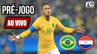 Brasil x Paraguai - Arena Corinthians ao vivo em 360º graus!