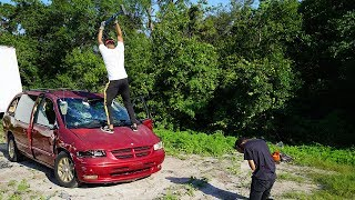 Download Destroying My Friend39s Car And Surprising Him With A New One EMOTIONAL
